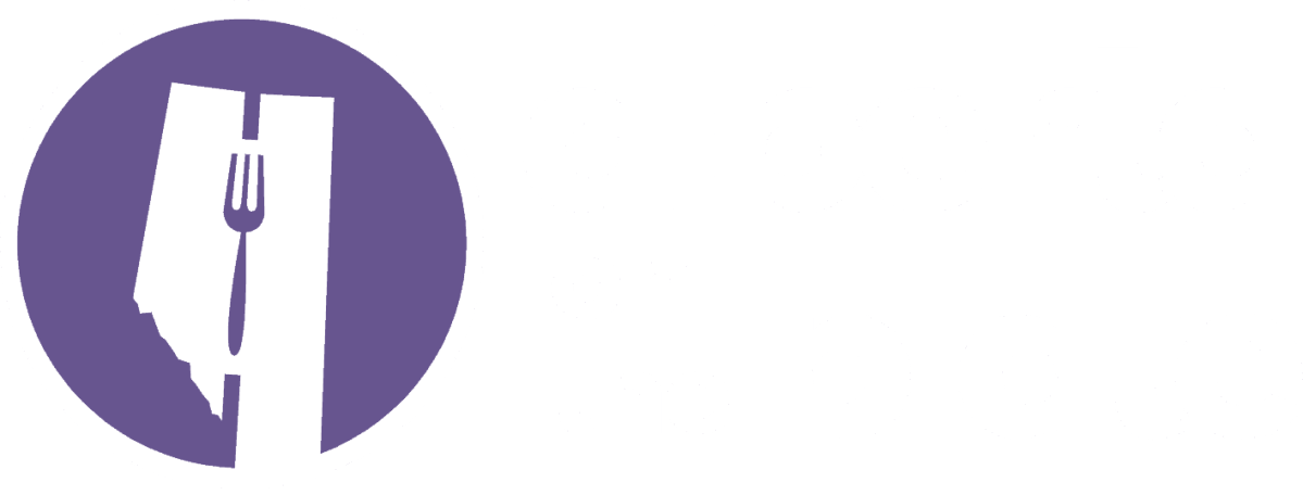 alberta on the plate logo