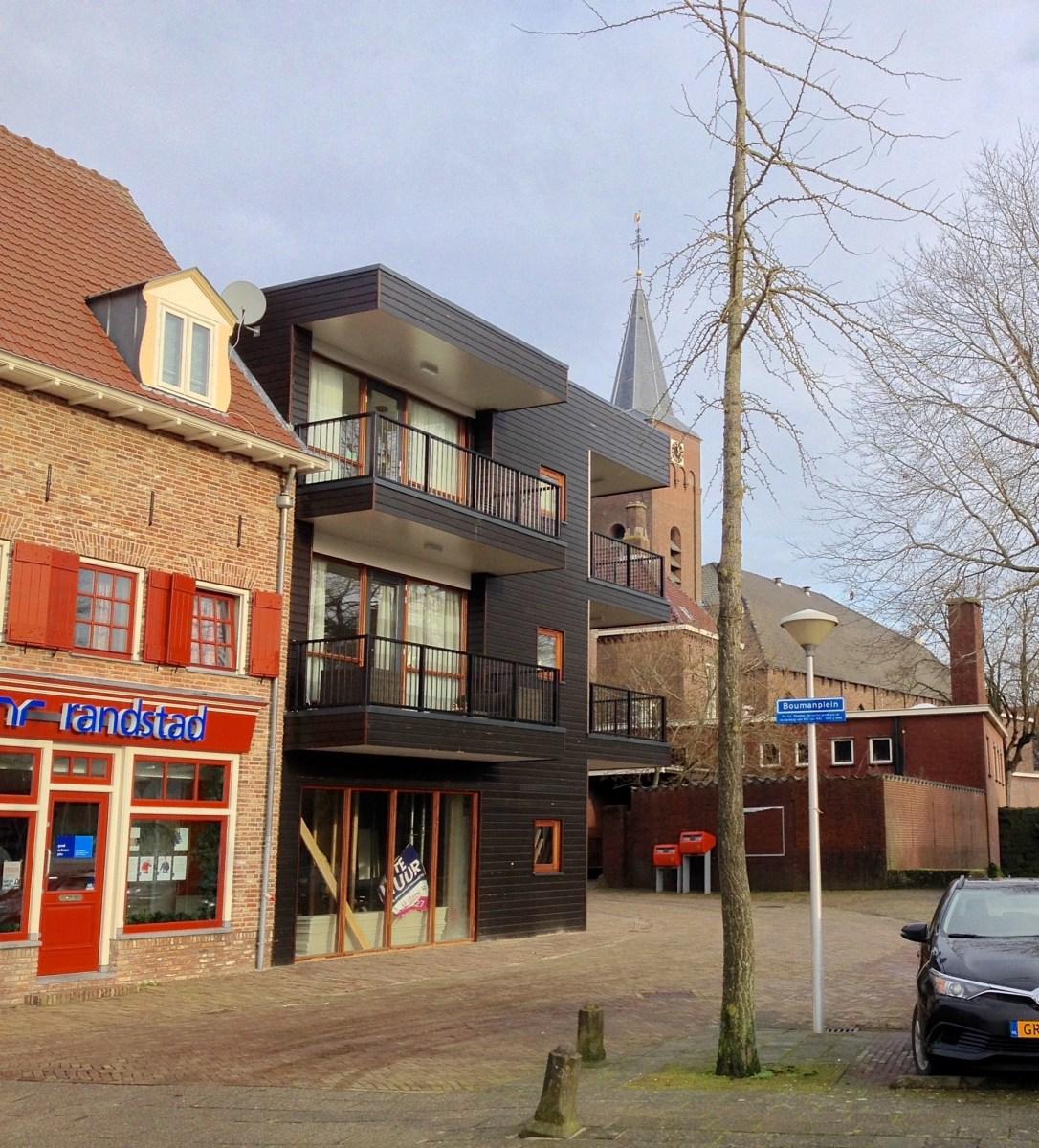 historische omgeving boumanplein hardenberg