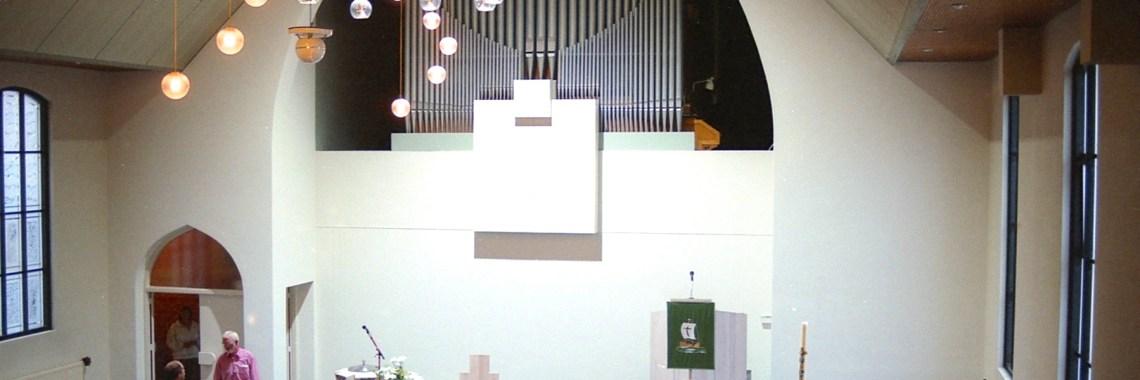 interieur kerk heemse