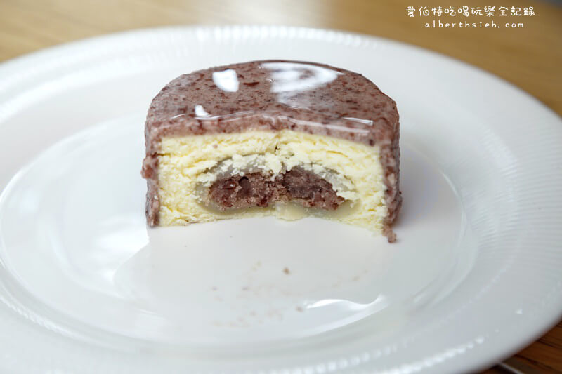 台中下午茶.1%Bakery(濃郁綿密口感佳的手作乳酪蛋糕)