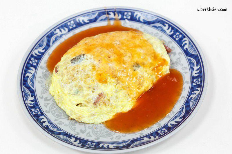 欣馥香蛋包飯.桃園中原美食