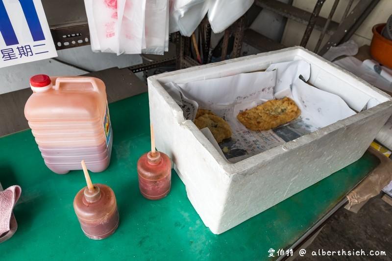 山東韭菜盒子.台中后里美食