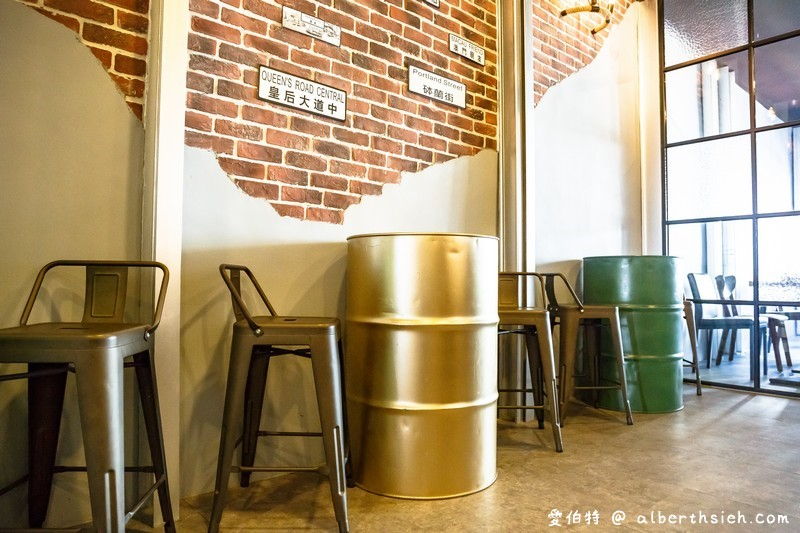 復興咖啡交易所.台中東區美食