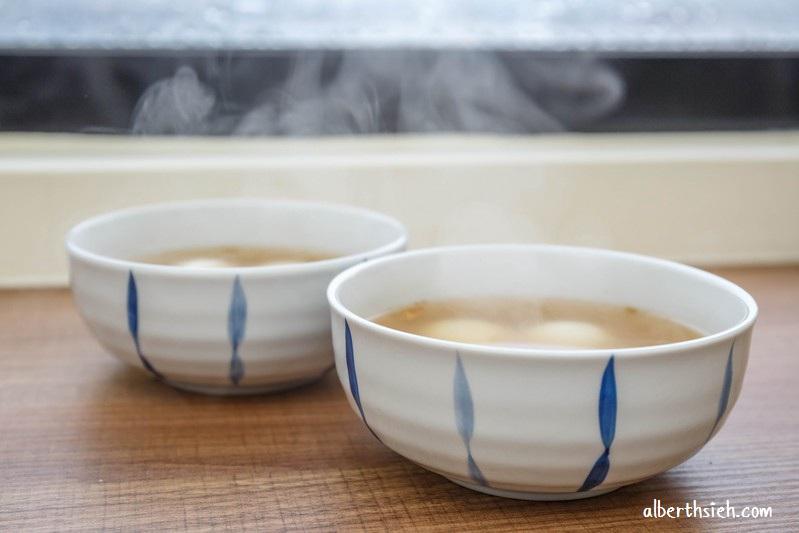 黑糖薑汁湯圓