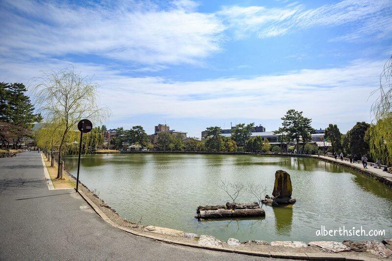 猿澤池.奈良景點