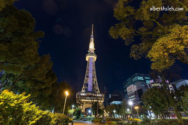 名古屋電視塔、綠洲21水の宇宙船.榮町景點(白天跟夜晚都超美麗)
