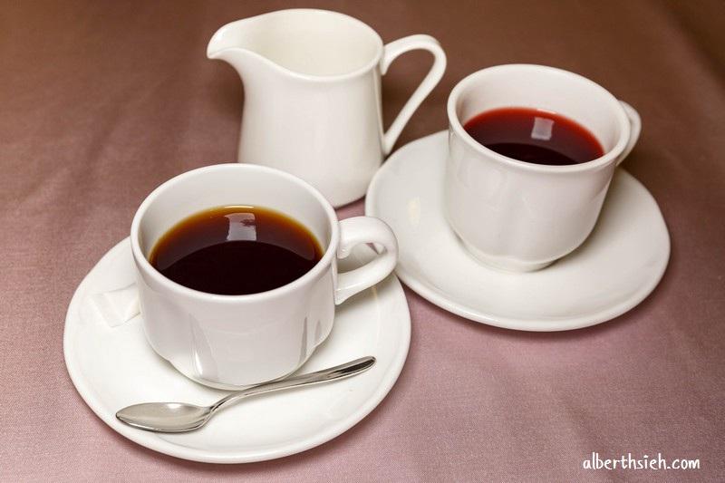 中山招待所.咖啡,果茶