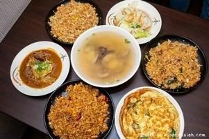炒味亭炒飯專賣店,加飯不加價,台灣炒飯王櫻花蝦炒飯必點