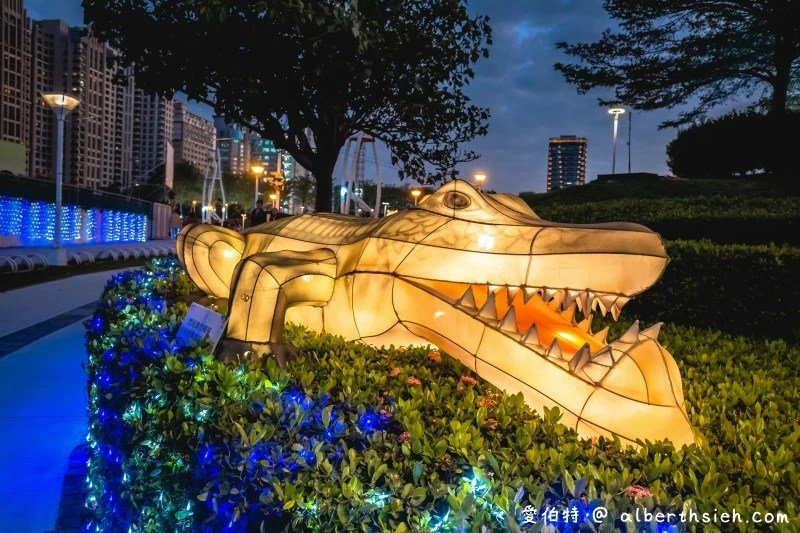 2020台灣燈會:文心森林公園童趣樂園