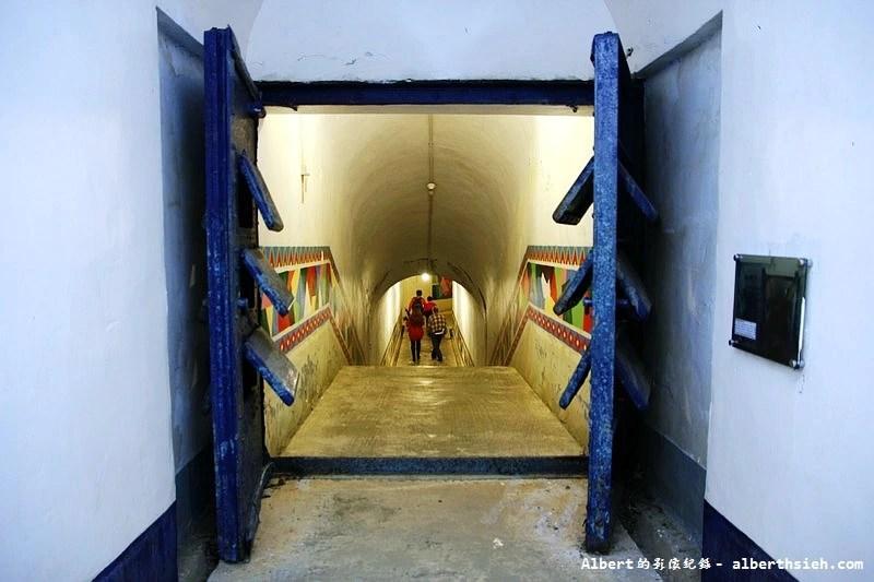 【桃園旅遊景點】桃園復興.戰備隧道