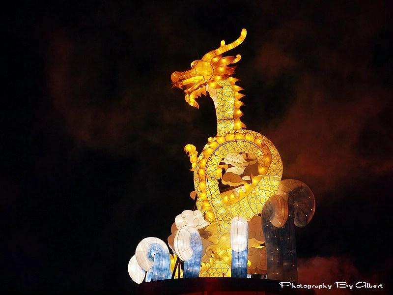 【燈會】桃園蘆竹.2012桃園燈會(竹夢城市龍耀桃園)