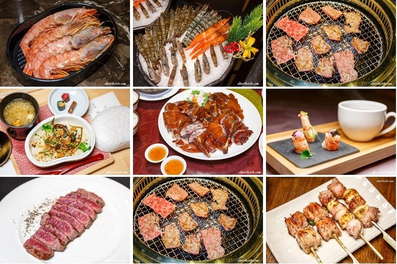 台中美食聚餐餐廳要選那間?愛伯特推薦十家特色餐廳給你參考