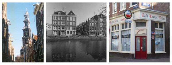 Willy Alberti Wandel Tour Jordaan