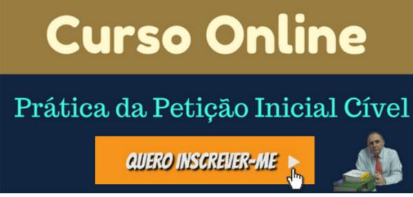 Curso Online de Prática Jurídica Civil |Prof Alberto Bezerra|