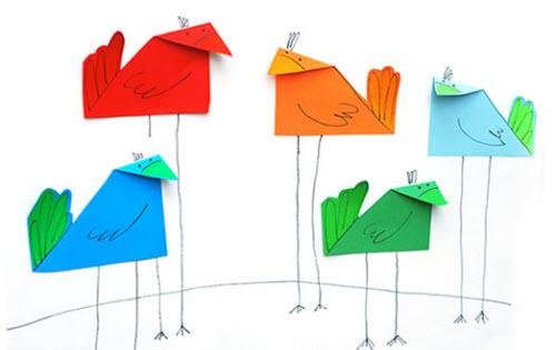 easy paper birds2