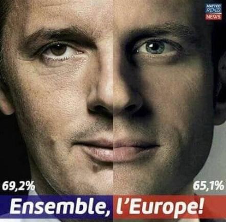 Renzi Macron