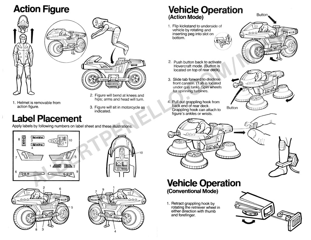 M A S K Vehicle Profile