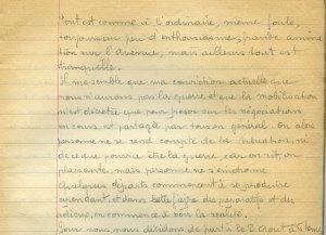 1er aout 1914 - Appel à la mobilisation