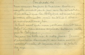 19140814-001 Morieres-lès-Avignons