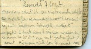 19140907-001 Premier jour de la Bataille de la Marne