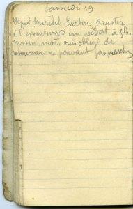 19140919-001 exécution d'un soldat