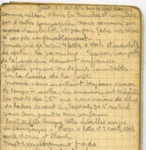 19141001-002 Sommes relevés par d'autres compagnies