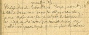 19141029-001 Reçu paquet d'Adèle