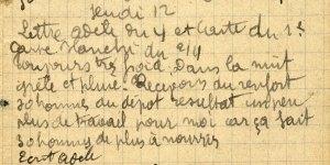 19141112-001 Recevons 30 hommes en renfort
