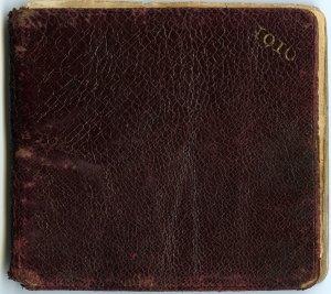 Carnet 1916
