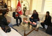 صورة منظمة راج تونس تبحث سبل تطوير مشاركاتها الدولية  في التظاهرات البيئية