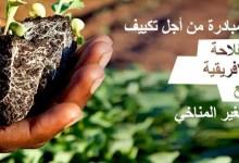 "Photo of تونس تشارك في مبادرة ""تكييف الفلاحة الافريقية مع التغيرات المناخية"""