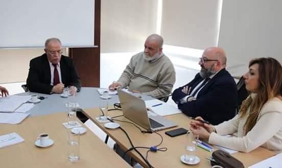 التعاون التونسي الايطالي : جلسة عمل حول مشروع الفلاحة التنافسية