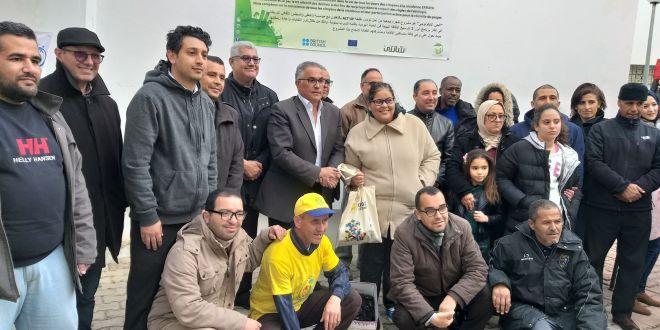 من أجل تونس نظيفة تراهن على تغيير السلوكيات  وتنشر ثقافة تثمين النفايات