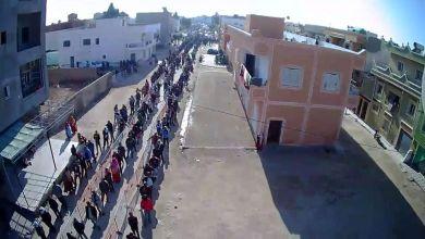 Photo of صور من امام مكتب بريد بوحجلة