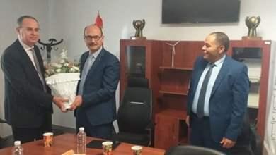 صورة تعيين فتحي الحنشي مديرا عاما لوكالة التحكم في الطاقة