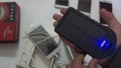 Photo of شاحن موبايل بالطاقة الشمسية