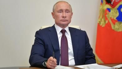 صورة بوتين يعلن عن أول لقاح لكوفيد 19