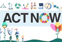"""صورة منظمة الأمم المتحدة : شارك في حملة """"اعملوا الآن """" للحد من تأثيرات التغيير المناخي"""