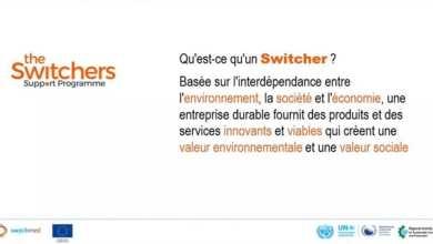 Photo de Lancement officiel du Réseau «Partenariat National de Soutien aux Switchers» : Programme  d'Entrepreneuriat Vert de SwichMed II en Tunisie