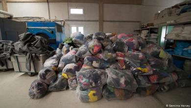 صورة تلوث البيئة: مدينة إيطالية تقود العالم في مجال إعادة تدوير الملابس