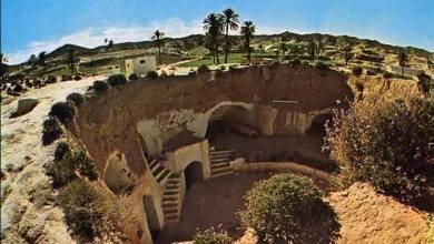 صورة قصر أولاد الدبّاب تطاوين
