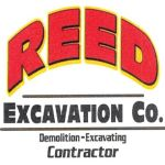 Reed Excavation Logo