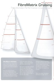 Laminate sails information