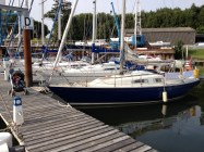 Finally in Suffolk Yacht Harbour