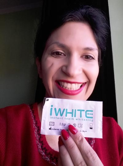 Păreri despre kitul pentru albirea profesională a dinţilor iWhite2 Instant