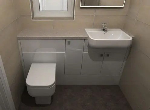 bathroom 3d planning service