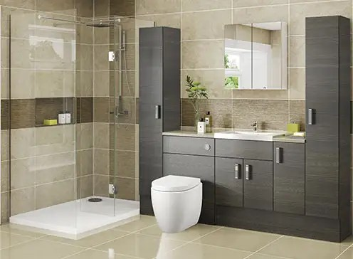 shower rooms and ensuites