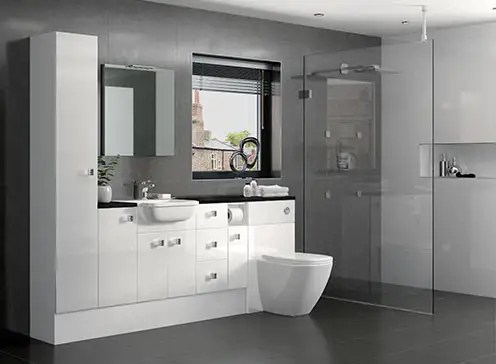 Walk in Showers and Wetrooms