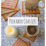 Peekaboo Coasters