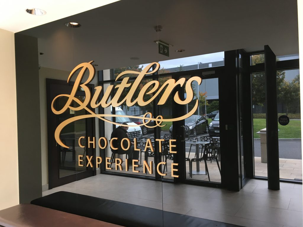 A Sentimental Visit To Butler S Chocolate Factory